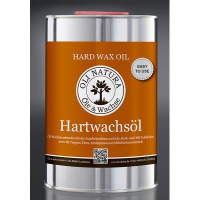 Классическое паркетное масло OLI-Natura Hard Wax Oil