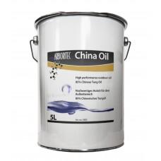 Китайское масло (China oil) – масло для древесины для наружного применения