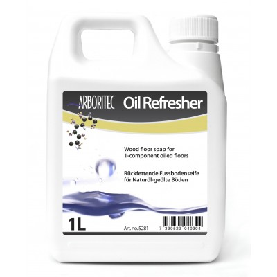 Arboritec Oil refresher white (Ойл рефрешер уайт) средство по уходу за деревянными полами