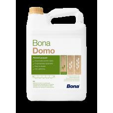 Однокомпонентный, полиуретан-акриловый паркетный лак Bona Domo (Бона Домо, матовый) (5л)