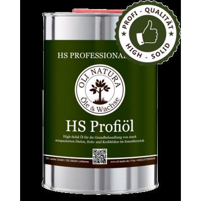 OLI-Natura HS 1K\2K Натуральное паркетное масло HS Профессиональное масло