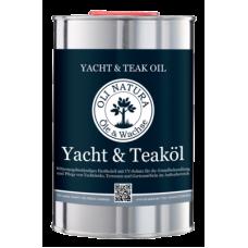 Oli-Natura Yacht&Teak oil– масло для террас и садовой мебели