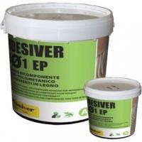 Клей двухкомпонентный Chimiver Adesiver 501 (Адезивер 501) эпоксидно-полиуретановый