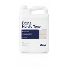 Грунтовка белая тонирующая Bona Nordic Tone (5л) для паркета под масло