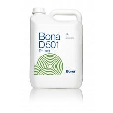 Грунтовка дисперсионная (праймер) Bona D501 (5л) для стяжки