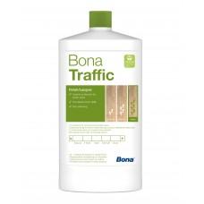 Двухкомпонентный, воднодисперсионный паркетный лак Bona Traffic  (Бона Траффик, матовый) (1,1л)