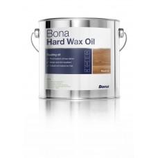 Bona Hard Wax Oil (Хард Вакс Ойл)  натуральное, бесцветное масло с твёрдым воском для деревянных полов