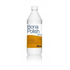 Bona Polish, глянцевый (1л) cредство для ухода за лакированным паркетом