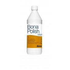 Bona Polish, матовый (1л) средство для ухода за лакированным паркетом
